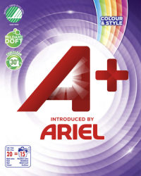 Ariel A+ Color pulver 675gx7 SE
