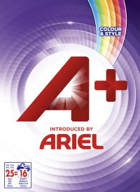 Ariel A+ Color pulver 688gx12