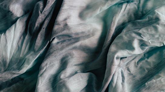 tvätta sängkläder